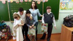 Новогодняя акция для детей с ограниченными возможностями здоровья