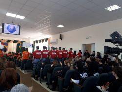Открытие IV регионального чемпионата «Молодые профессионалы» (WorldSkills Russia) Республики Адыгея