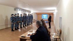 Демонстрационный экзамен по компетенции «Правоохранительная деятельность (Полицейский)»