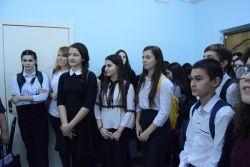 Гости  чемпионата  «Молодые профессионалы» (WorldSkills Russia)