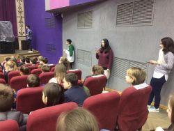 Волонтерская помощь в проведении Новогодней математической регаты