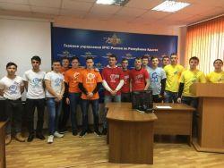 Всероссийские соревнования по оказанию первой помощи и психологической поддержки среди студенческих и добровольческих отрядов «Человеческий фактор»