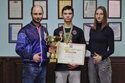 У нашего студента – золотой Кубок «Ахмат»!