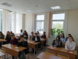Студенты МГГТК АГУ приняли участие в международной акции «Тест по истории Великой Отечественной войны»