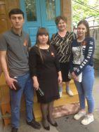 Студенты отделения  информационных технологий  приняли участие в акции «Неделя добра»