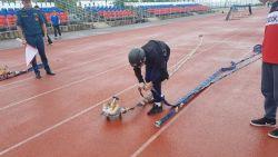 В городе Майкопе прошли региональные соревнования  «Школа безопасности»