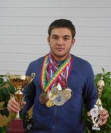Грэпплинг: наш Алекс бронзовый призёр!