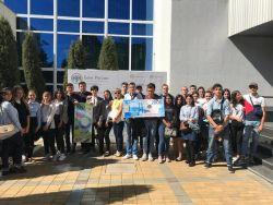 Экскурсия в Национальный банк по Республике Адыгея