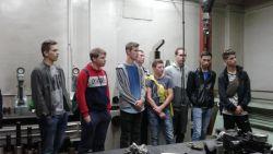 3 октября для студентов группы СП-41 Технологического отделения преподавателем Власовой Т.М. была проведена учебная экскурсия на ПАО «ЗАРЕМ» (Майкопский редукторный завод).