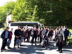 Студенты приняли участие в походе «Адыгея родная моя»