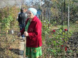 Волонтерские истории: Как мы помогали Лидии Сергеевне