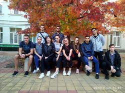 Экскурсия в Адыгейский государственный университет