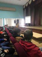 Встреча с представителями иностранного факультета АГУ