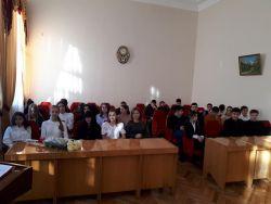 Студенты посетили Конституционный суд Республики Адыгея