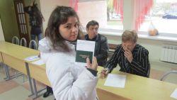 Деловая игра «Выборы Председателя студенческого совета отделения»